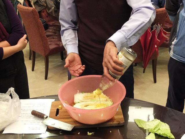 酸白菜的醃製方法