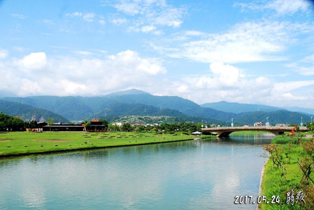 2017.05.24 冬山河生態綠舟&梅花湖